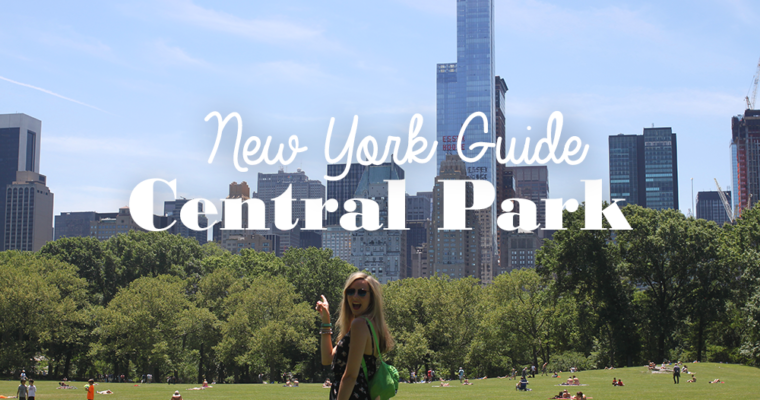 New York guide: Central Park
