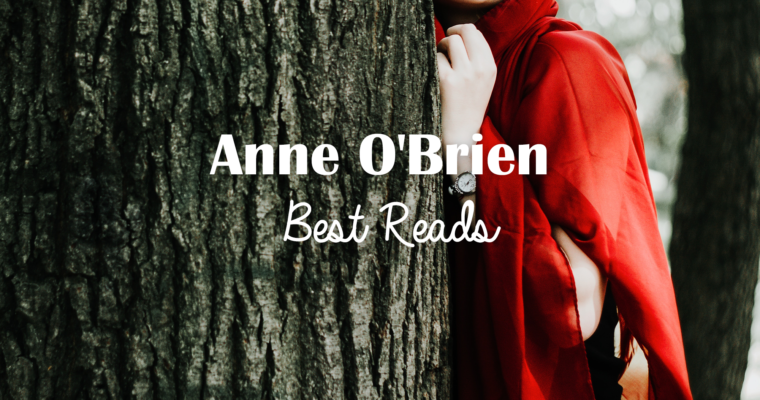 Anne O'Brien Best Reads